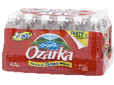 Ozarka Bottled Water Assorted SIzes