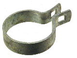 Galv Fence Brace Band 2-3/8
