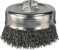 Crimped Wire Cup Brush (Sizes)
