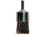Stem Mounted Knot Wire End Brush (Sizes)