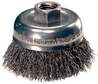 Crimped Wire Mini Cup Brush (Sizes)