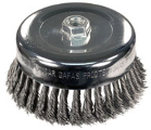 Knot Wire Cup Brush (Sizes)
