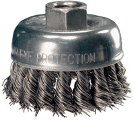 Knot Wire Mini Cup Brush (Sizes)