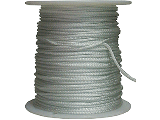 Solid Braid Nylon Starter Rope White Cut To Order (Sizes)