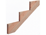 Stair Stringer Treated Pine Pre-Cut (Sizes)