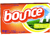 Bounce Fabric Sheet 25 Count