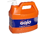 Orange Hand Cleaner Creme with Pumice Gojo 1 gallon