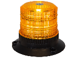 Low Profile Rotating Emergency Light Amber
