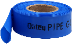 Pipe Guard Protector For Pipes In Concrete, Blue