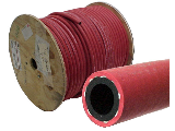 Red Rubber Air Hose 3/4 In 200Psi