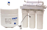 5 Stage Reverse Osmosis Water Purification System