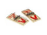 Victor Wooden Mouse Traps 2-Pack
