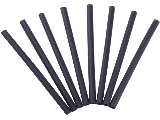 Heat Shrink Tubing, 3/16 In  8 Pack