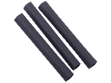 Heat Shrink Tubing, 3/8 In  3 Pack