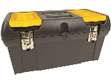 Stanley Plastic Tool Box, 19 In