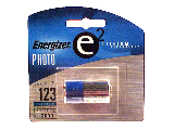 E2 Lithium Photo Battery 3 Volt, 123