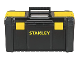 Gray Plastic Tool Box, 20 In