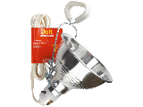 Heavy Duty Clamp Light, 5-1/2 In Reflector