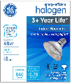 Indoor Halogen Floodlight, 50 Watt