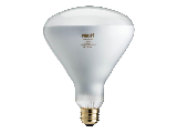 Philips EcoVantage BR40 Halogen Flood Light Bulb, 70 Watt