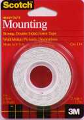 Double Sided Foam Mounting Tape 1 In x 50 In