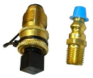 Propane Gas Quick Connect Coupling Adapter Kit