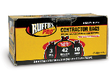 Contractor Trash Bags 42 Gallon 10 Count