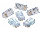 CAT 5E Connector, 10 Pack