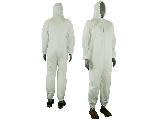 Tyvek White Disposable Coverall (Sizes)