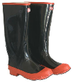 Rubber Knee Boots (Sizes)