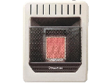 Natural Gas 2 Plaque Heater, 10,000 BTU