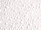 NRP Textured White 4 x 8 Panel Pebble Surface