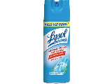 Lysol Disinfectant Spray Original Scent 12 Oz