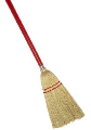 All Corn Bristle Lobby Broom  36 In