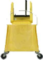 Poly Mop Wringer Bucket 35 Quart
