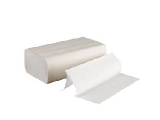 White Multifold Towel Case Of 16