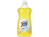 Joy Lemon Dishwashing Liquid 14 Oz