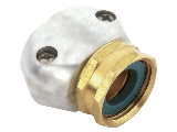 Zinc/Brass Hose End Mender