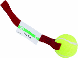 Smart Savers Tug Toy With Tennis Ball