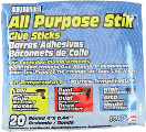 Glue Stiks 4 In 20 Per Bag