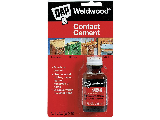 Weldwood Contact Cement  (Sizes) Bottle