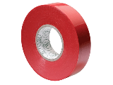 Electrical Vinyl Tape, Red