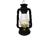 Oil Lantern Jr #20 Black