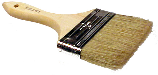 Chip Bristle Brush 4 In Double Thick
