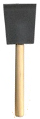Poly Foam Paint Brush 2 In