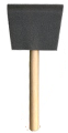 Poly Foam Paint Brush 3 In