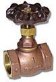Threaded Ends Brass Globe Valve (Sizes)