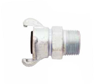 Crow Foot Coupler Male NPT 3/4 In Mallable Iron