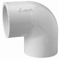 90 Degree Slip Elbow (Sizes)