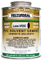 Gold PVC Solvent Cement, 4 Oz